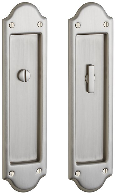 Baldwin Pd016s Boulder Pocket Door Passage Privacy Or