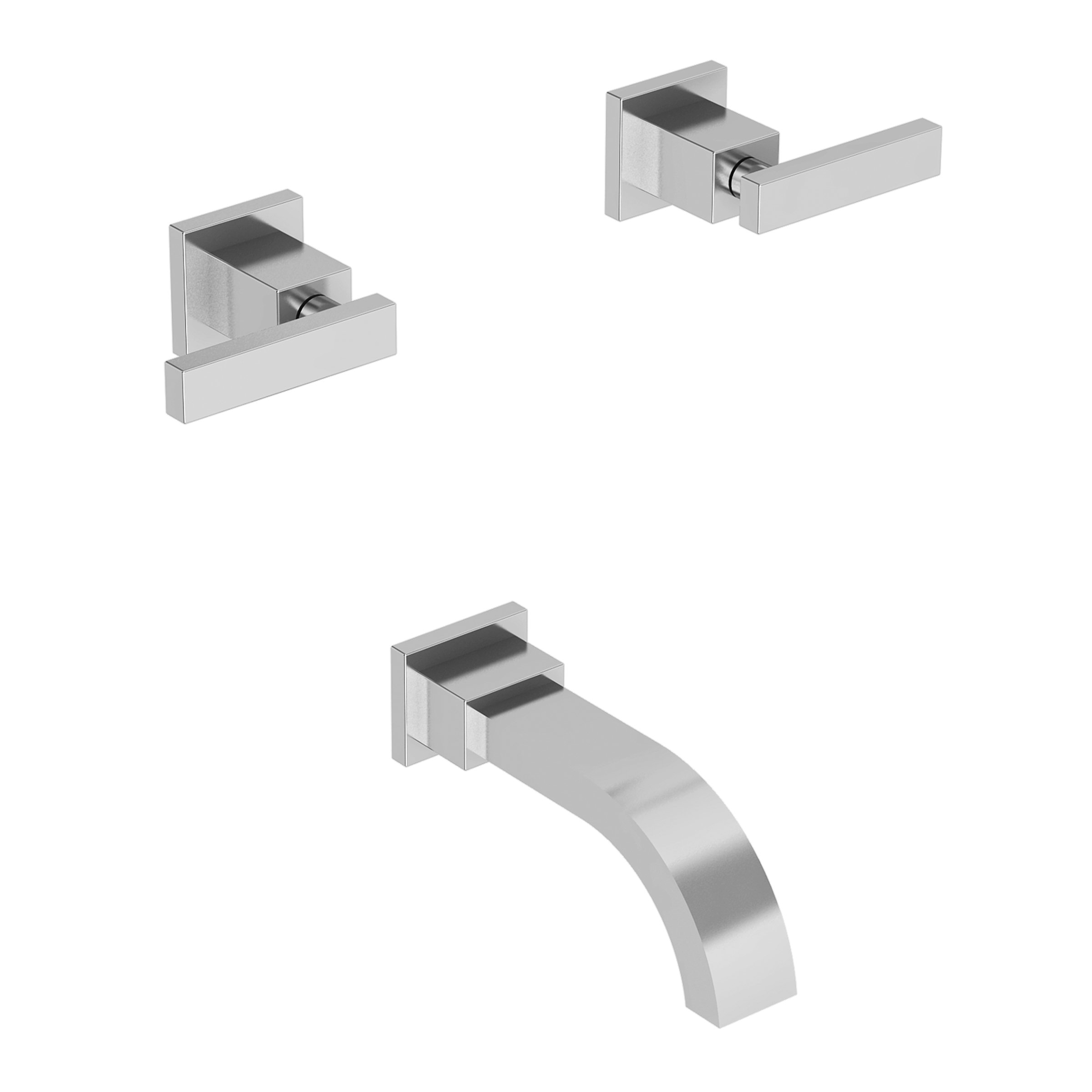Newport Brass 3 2045 Wall Mounted Tub Trim Kit Home By Decor