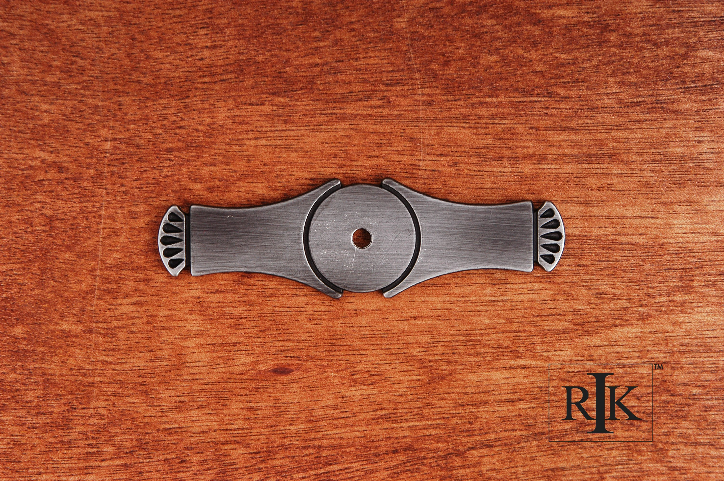 Rk international bp7904 curved gill ends backplate home for Decor products international